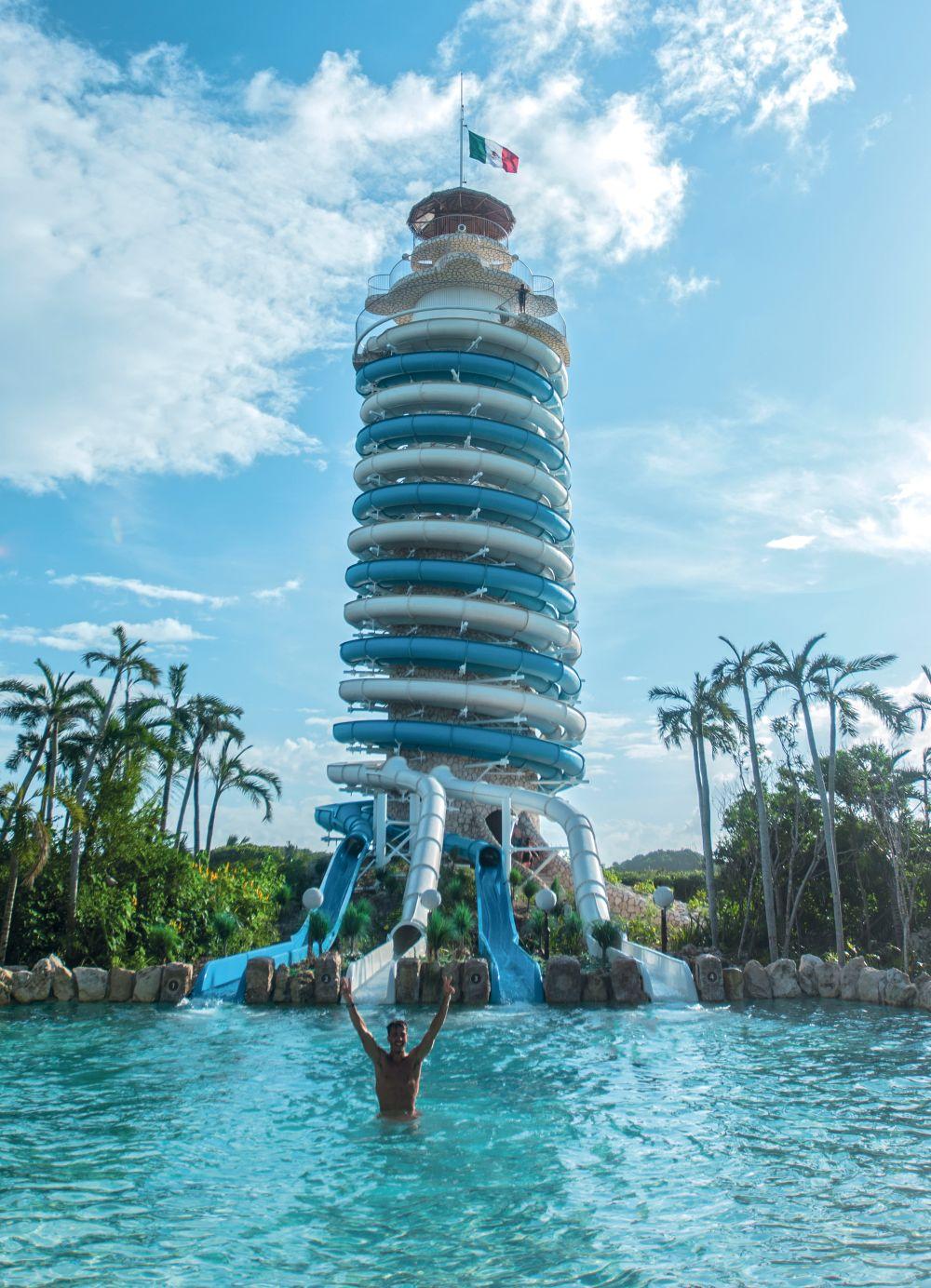 Hotel xcaret mexico cancun tui for Oficina xcaret cancun