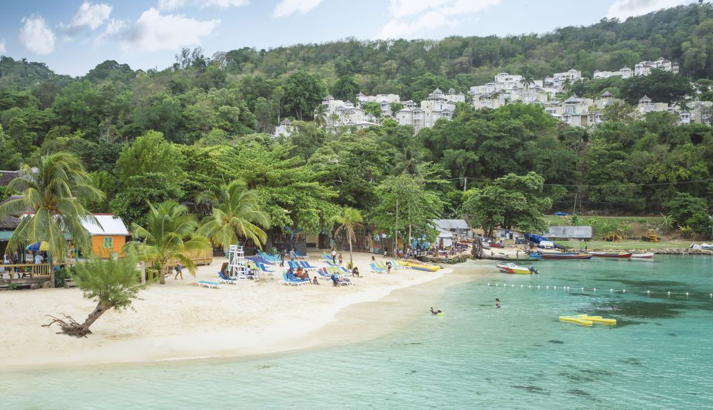 vakantie op jamaica
