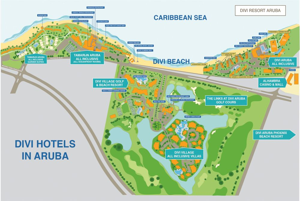 Divi aruba all inclusive tui
