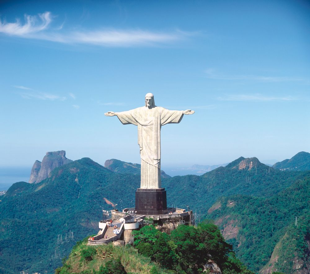 Christ the Redeemer Opened