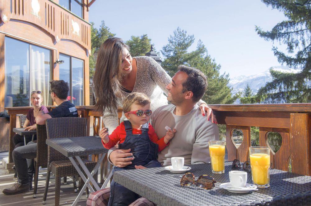 Hotel Club Du Soleil Les Bergers Alpen Zuidelijke Alpen Tui
