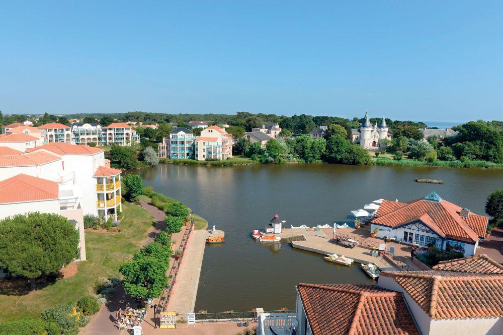 Pierre Vacances Village Port Bourgenay Vendee Loire Tui