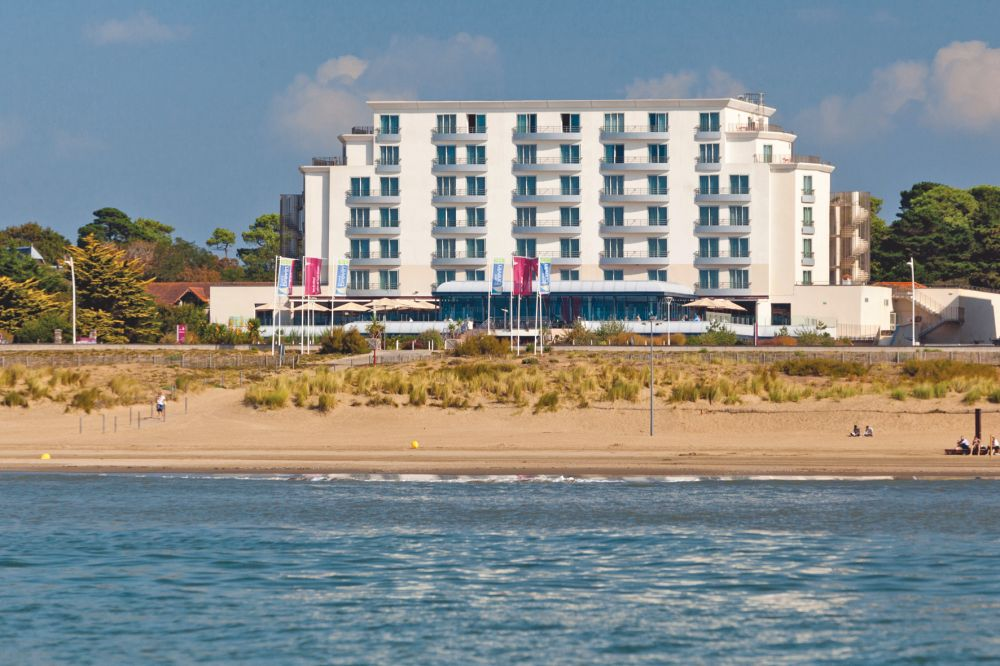 Hotel spa casino de st br vin vend e loire tui - Office du tourisme saint brevin ...