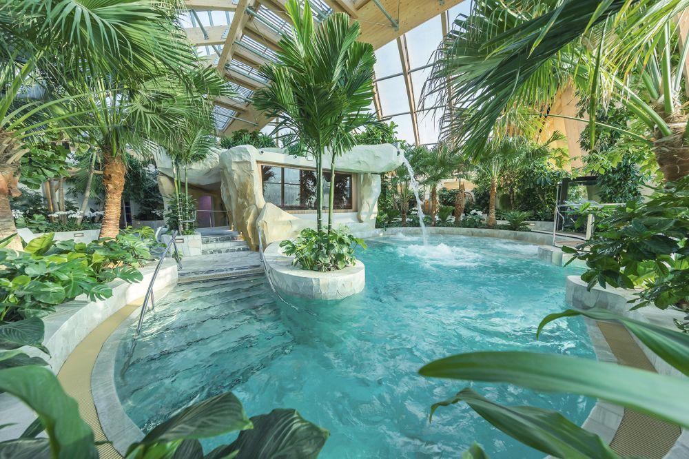 Center parcs domaine des trois for ts alsace et vosges tui for Hotel piscine vosges