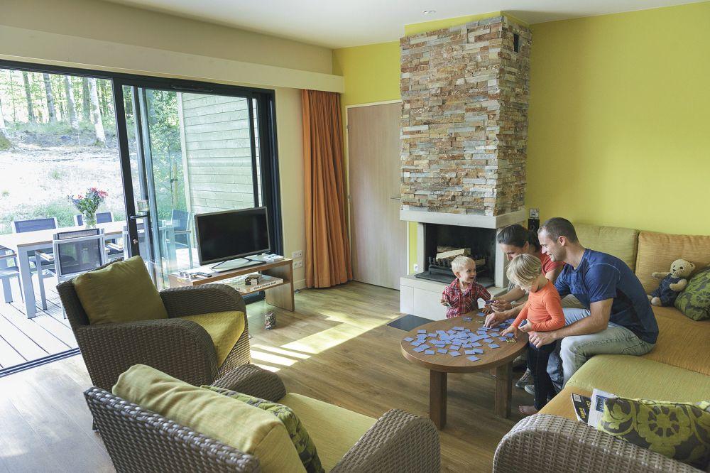 center parcs domaine des trois for ts alsace et vosges tui. Black Bedroom Furniture Sets. Home Design Ideas