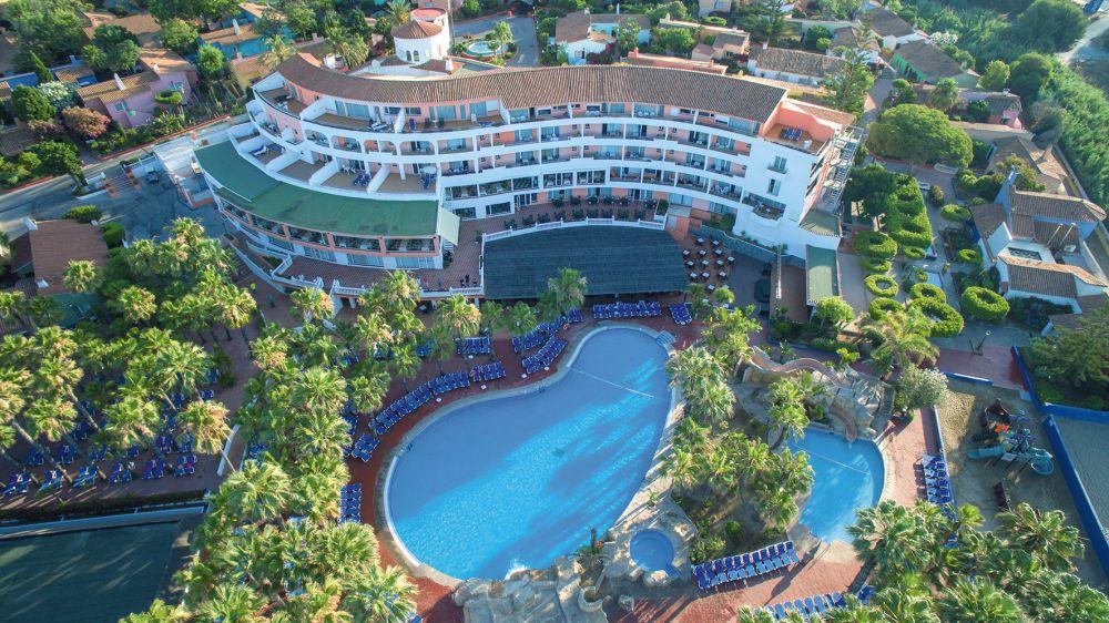 Hotel Marbella Playa Costa Del Sol Tui