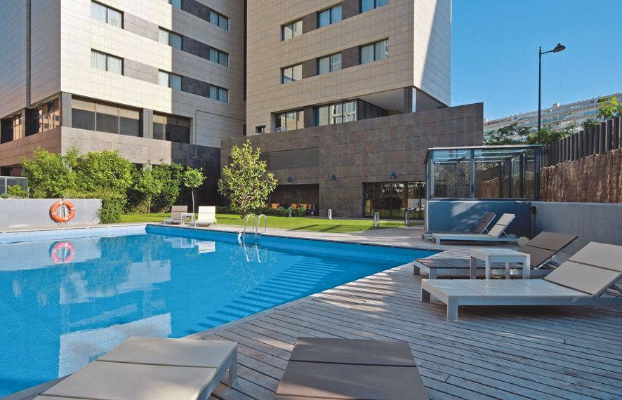 Hotel Tryp Oceanic