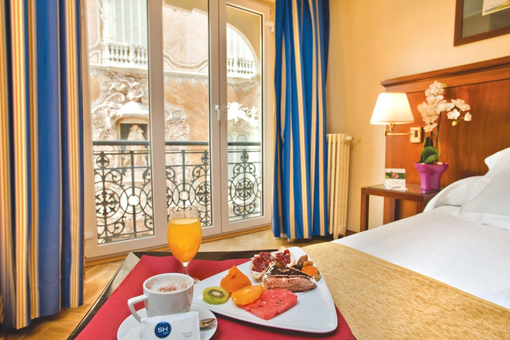H tel sh ingl s boutique valence tui for Boutique hotel valence