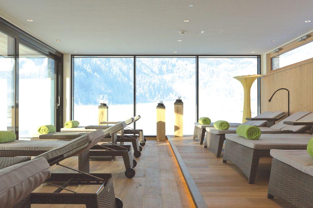 Hotel sportresidenz zillertal in zillertal tui for Design hotel zillertal