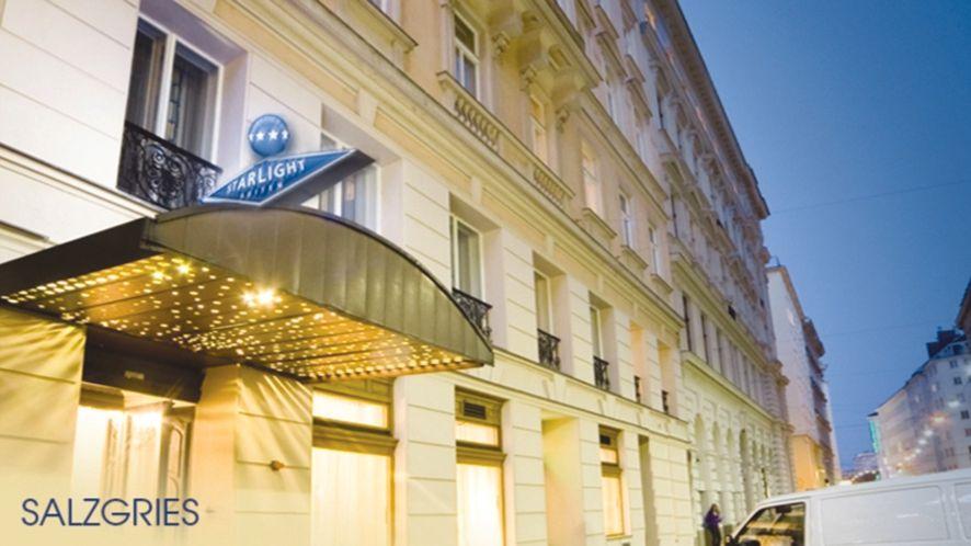Hotel Starlight Suiten am Salzgries