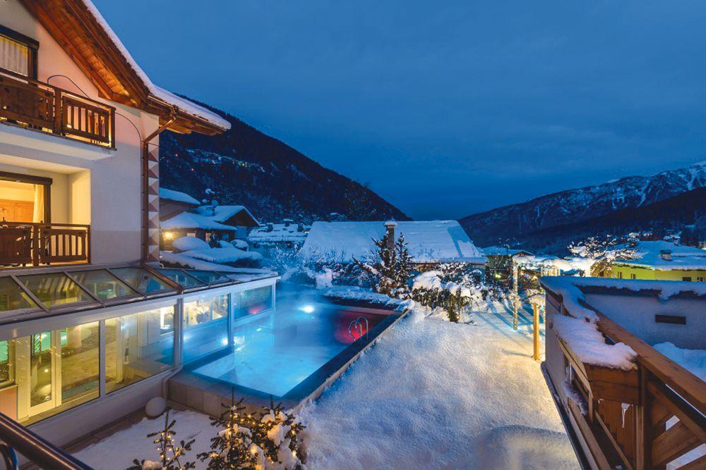 Palace hotel ravelli zuid tirol trentino tui - Hotel in montagna con piscina ...