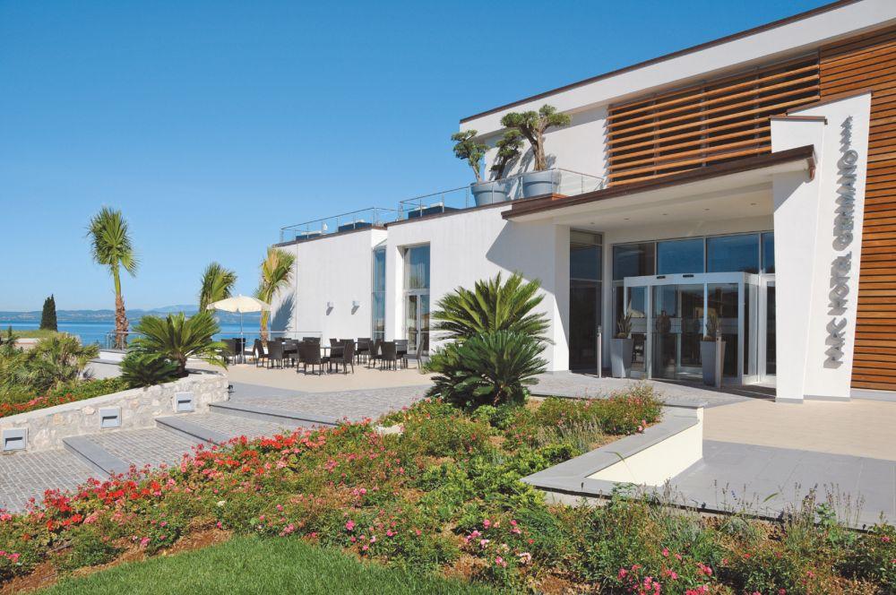 parc hotel germano suites in lac de garde tui. Black Bedroom Furniture Sets. Home Design Ideas