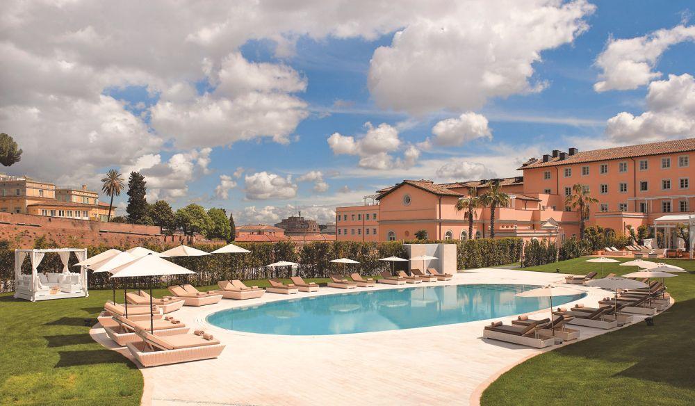 Hotel Gran Meliá Villa Agrippina