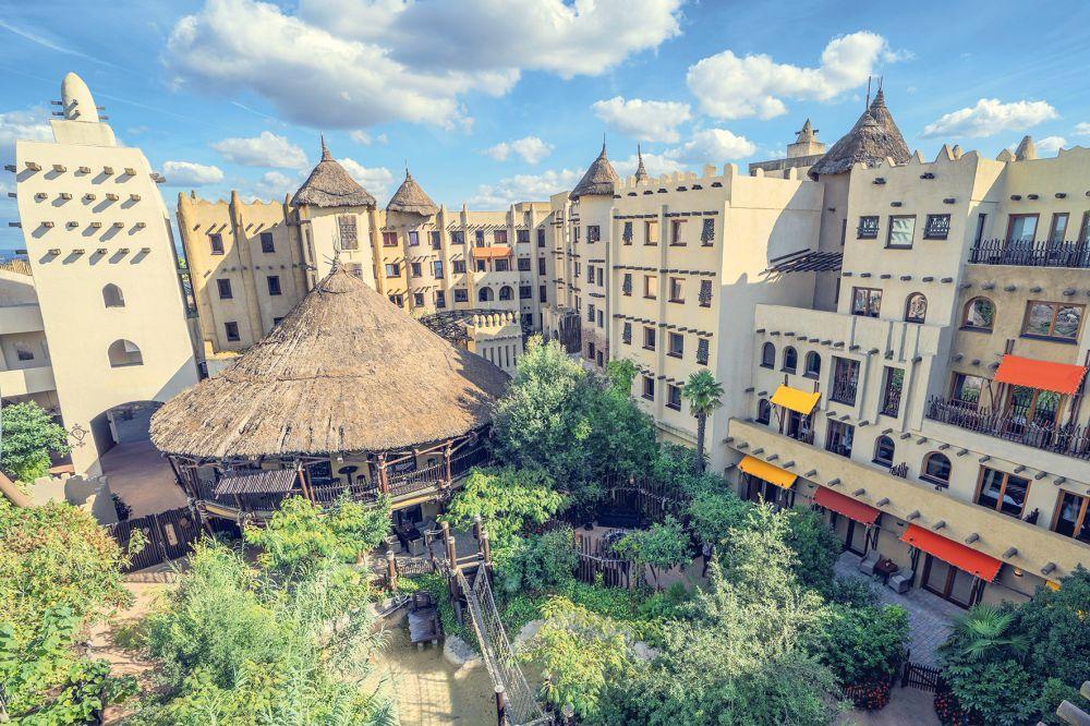 Phantasialand Hotel Matamba