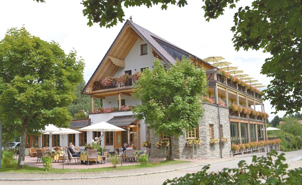 Hotel gr ner wald for t noire tui for Hotel design foret noire