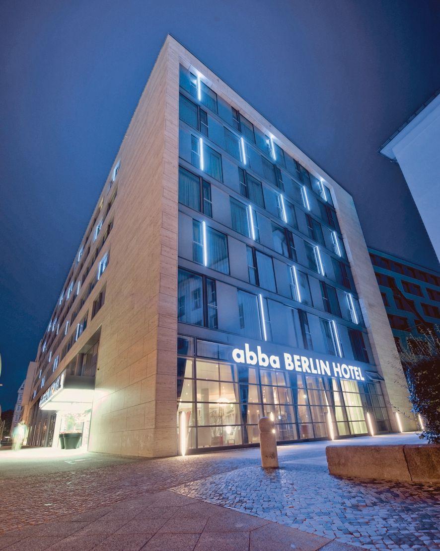 Hotel Abba Berlin Berlijn Tui
