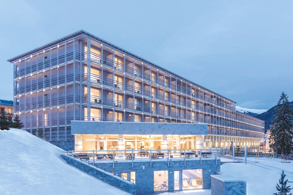Ameron mountain resort davos in grisons tui for Hotel design grisons