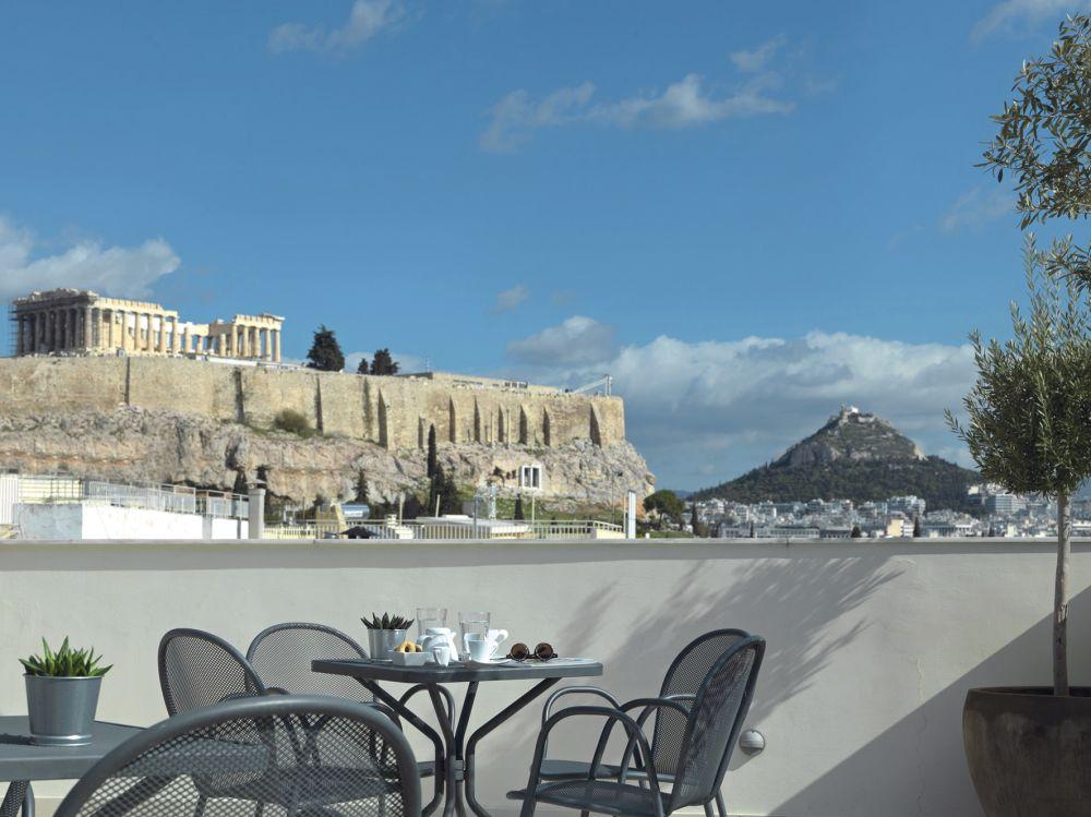 Hotel Acropolis Hill