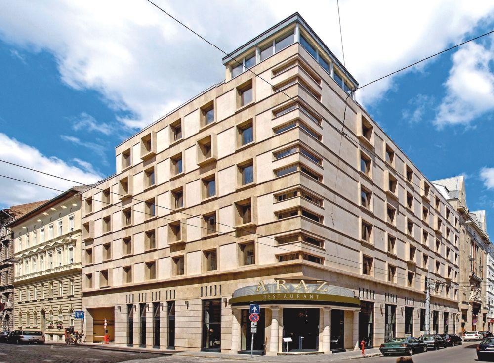 H tel continental zara budapest tui for Boutique hotel zara budapest