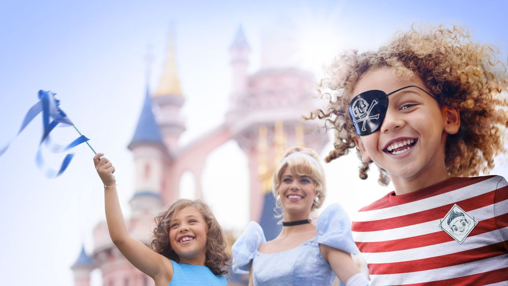 Disney® Run - Disney's Hotel Santa Fe