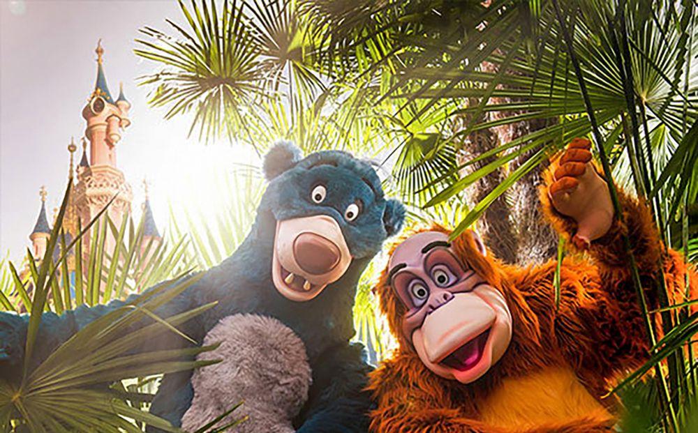 Disney® Run - Disney's Sequoia Lodge