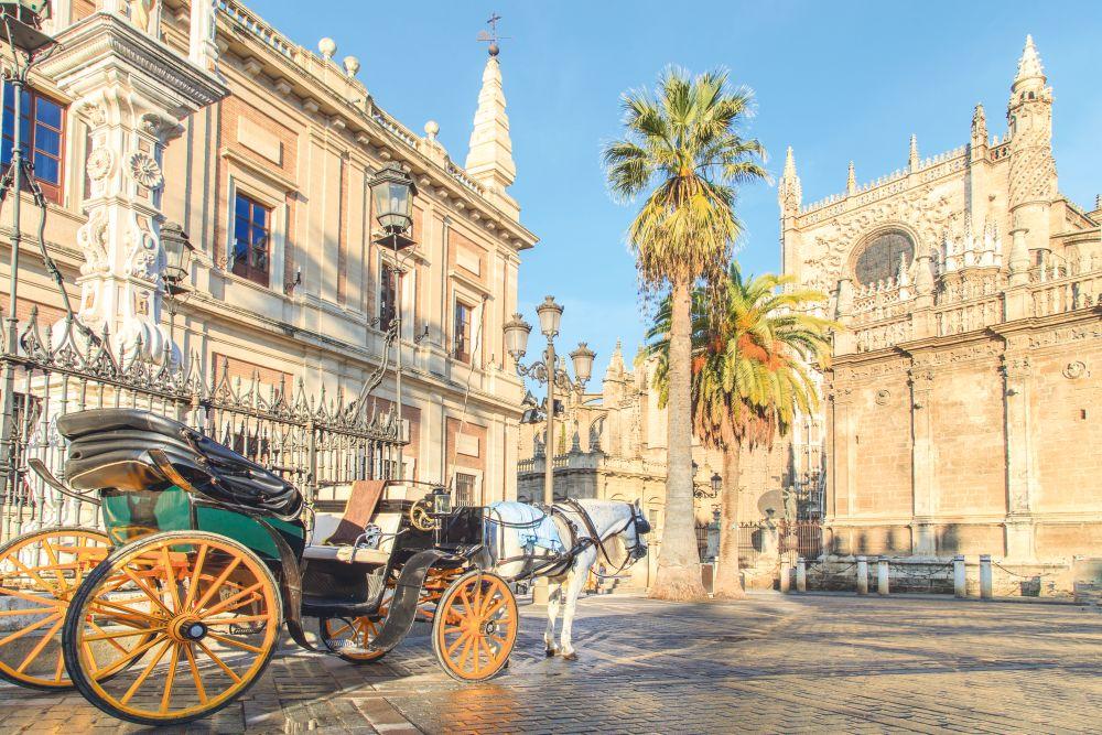Code promo 20 € de réduction supplémentaire sur votre séjour à Séville