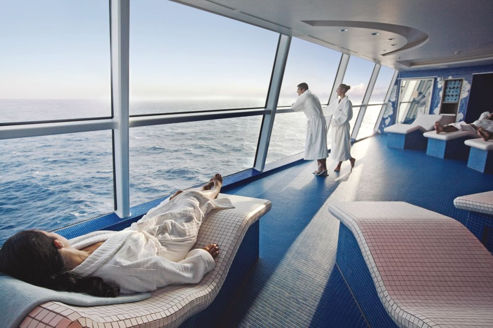 Celebrity cruises infinity royal suite