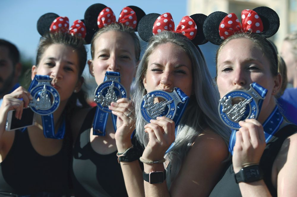 Disney® Run - Disney's Newport Bay Club