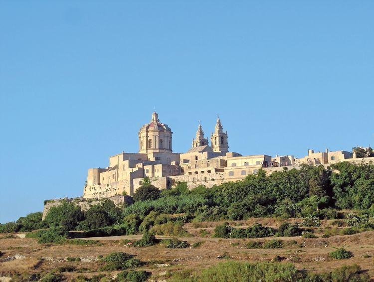 Malta raadselachtige parel in de diepblauwe Mediterranee - foto 1
