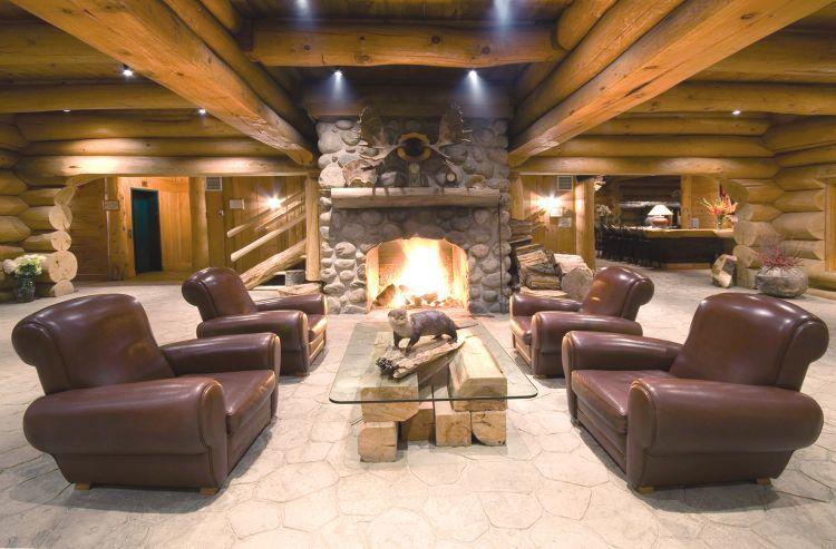 hotels pourvoirie du lac blanc destinations lointaines. Black Bedroom Furniture Sets. Home Design Ideas