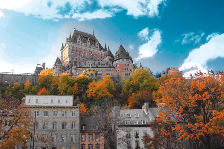 Le tour du quebec destinations lointaines for Auberge autre jardin quebec city