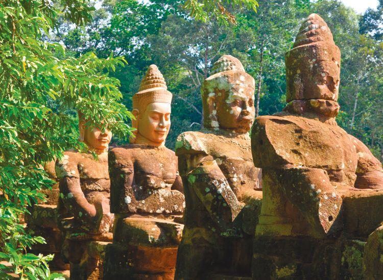 Thailand & Cambodja in de voetsporen van de khmers - foto 1