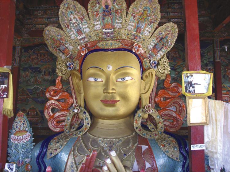 India, Ladakh  heilige bergen, monniken en nomaden - foto 1