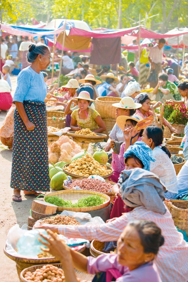 Myanmar in de schaduw van de gouden pagodes - foto 1