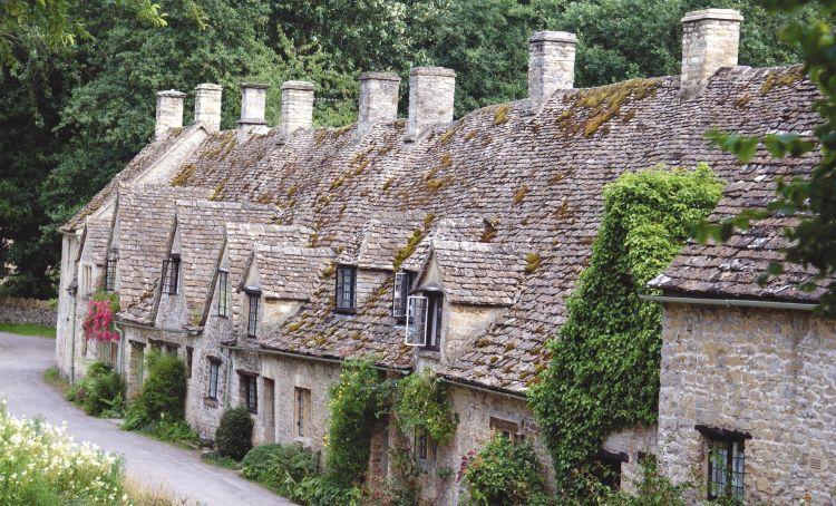 Groot-Brittannië de cotswolds, het engelse landschap op zijn mooist - foto 1