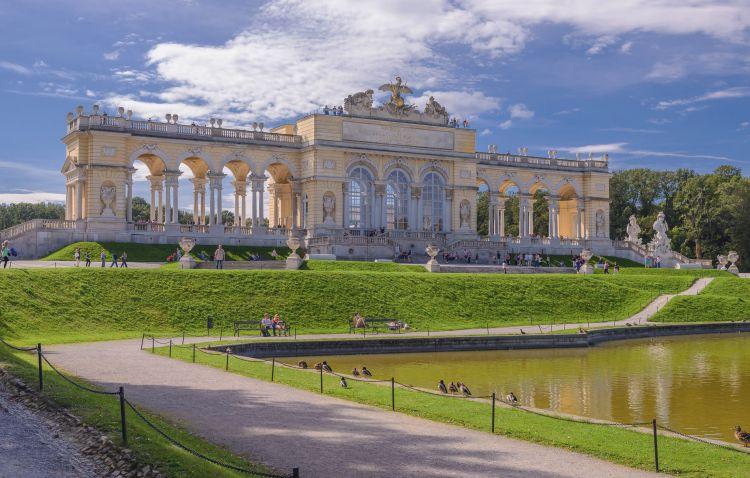 Oostenrijk walsen tussen Wenen en Salzburg - foto 1