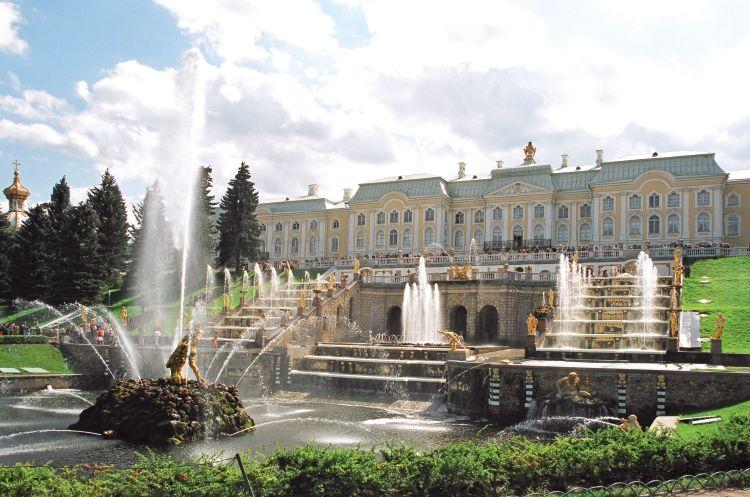 Rusland Sint-Petersburg, 'stad der tsaren' - foto 1