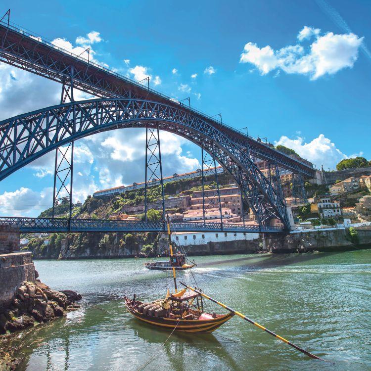 Portugal Van Lissabon tot Porto - foto 1