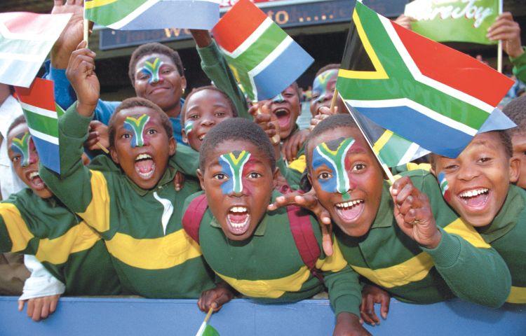 Zuid-Afrika tuin van eden  - foto 1