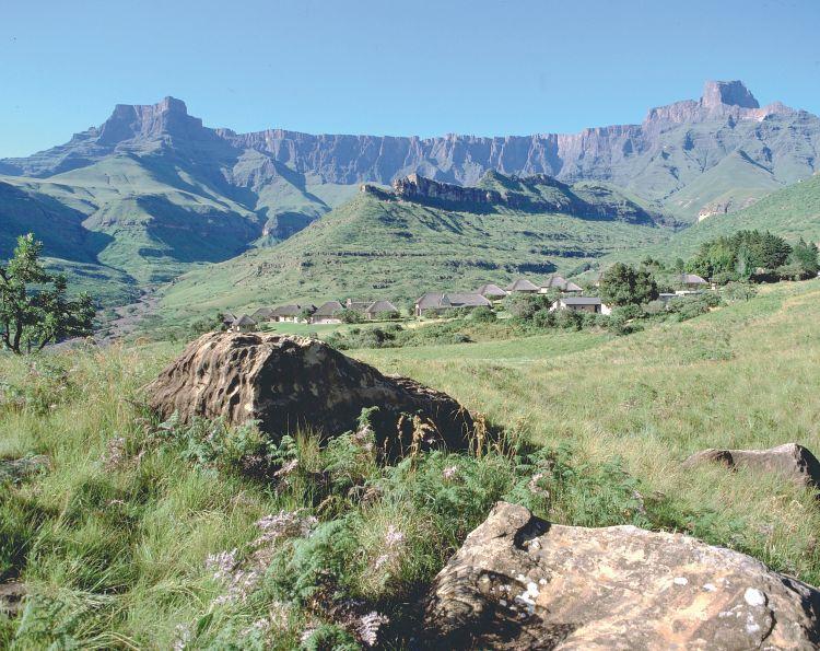 Zuid-Afrika uitbundige natuurpracht  - foto 1