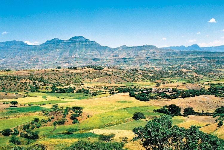 Ethiopië mystieke culturen in de hoorn van Afrika - foto 1