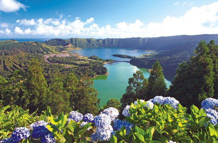 Portugal de Azoren, een caleidoscoop van landschappen - foto 1