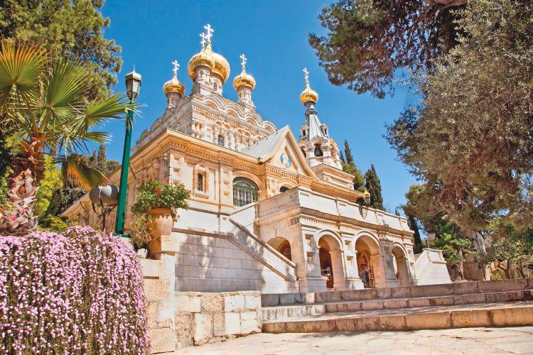 Israël culturele rijkdom tussen dode zee en middellandse zee - foto 1