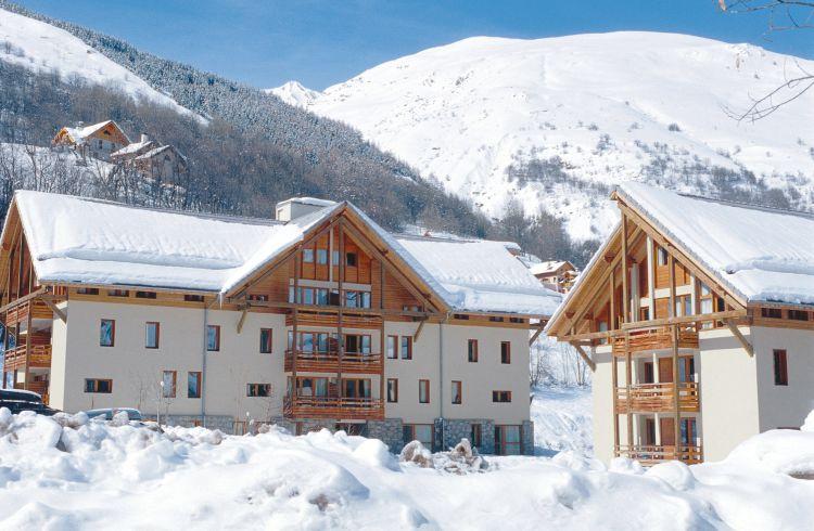 Residence Lagrange Les Chalets Du Galibier