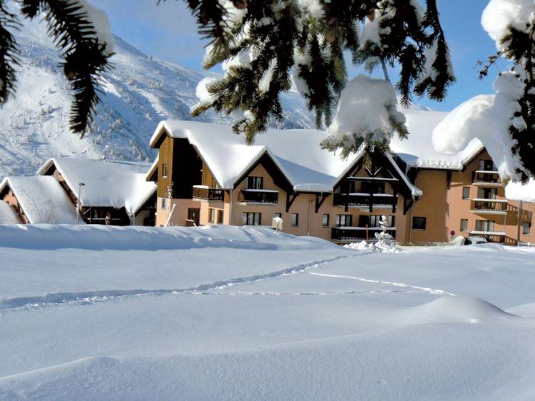 Residence Les Hauts De Valmeinier