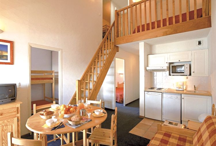 Residence Odalys L'ours Blanc