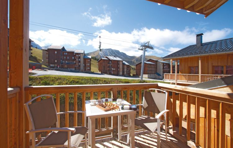 Residence Prestige Odalys Front De Neige