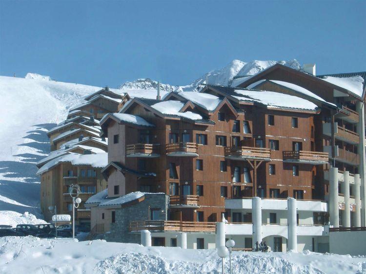 Residence Lodge Et Chalets Des Alpages