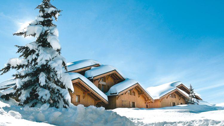 Residence & Spa Cgh Le Hameau Du Beaufortain