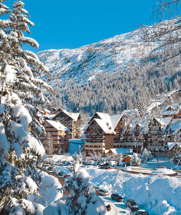 Residence Odalys Les Balcons D'auréa